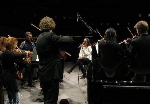 Noa et Gil Dor à Paris, Théâtre des Champs Elysées